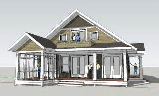 vacation cottage plans simply home designs january 2011