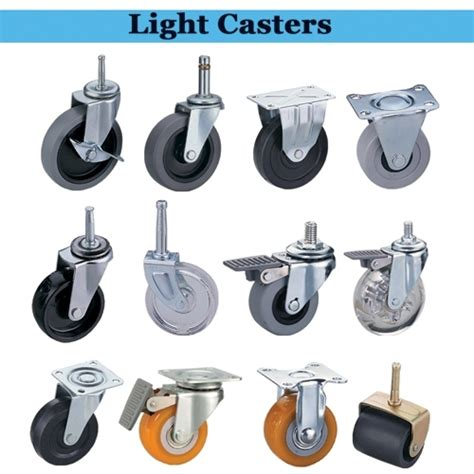caster lights top caster supplier light duty casters swivel casters