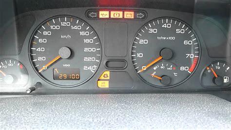 peugeot 306 stop warning light peugeot 306 1 4 engine cold start dashboard hd 720p
