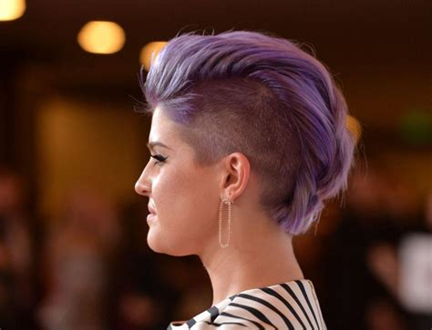 womens haircut with short sides womens short hairstyles shaved sides hair pinterest