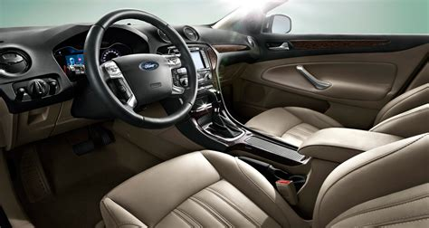 Ford Mondeo 2011 Interior by 2011 Ford Mondeo Zhisheng Interior Photo 6