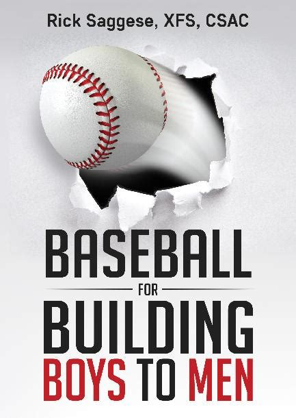 baseball for building boys to ebook by rick saggese