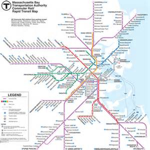 Mbta Boston Map by Mbta Commuter Rail Inside Images Amp Pictures Becuo