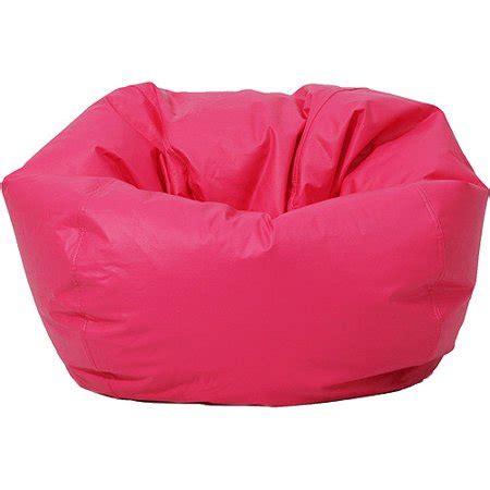 Pink Bean Bag Chair by Vinyl Bean Bag Chair Pink Walmart