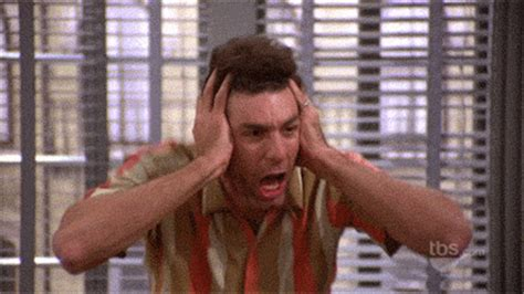 Mind Blown Meme Gif - kramer mind blown gif find share on giphy