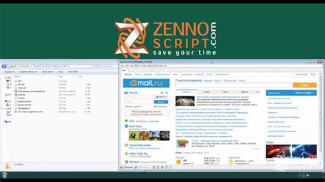 templates for zennoposter mail ru automatic account creator zennoposter template