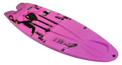 Origami Paddler - origami paddler folding stand up paddleboard purple grape