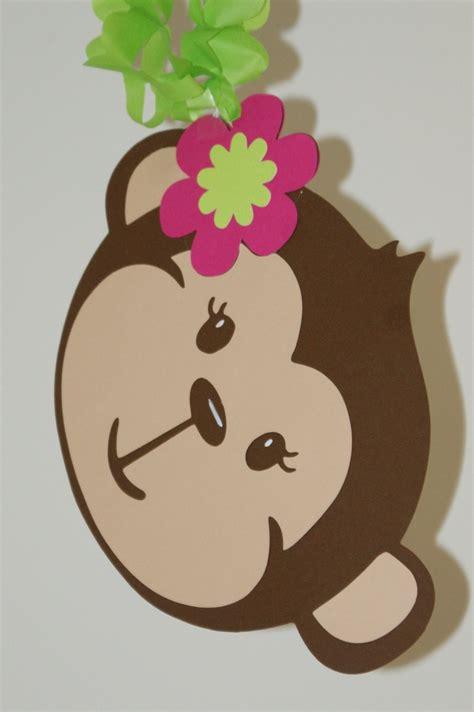 hanging monkey decoration s birthday