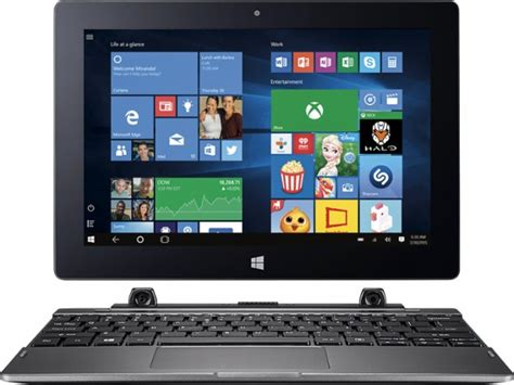 Laptop Switch One 10 acer switch one 10 2 in 1 10 1 touch screen laptop just 129 99