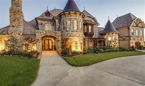 french tudor homes french tudor mansion in prosper tx re listed homes of