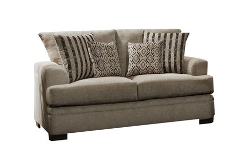 chenille loveseat lynwood chenille loveseat at gardner white