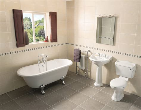 in a bathroom balterley regent traditional bathroom suite