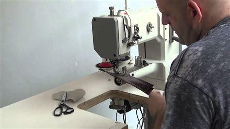 coser cuero a maquina maquina de coser cuero arrastre brazo libre para
