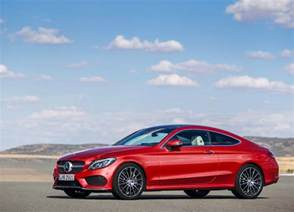 South Africa Mercedes Mercedes C Class Coupe Prices Released In South