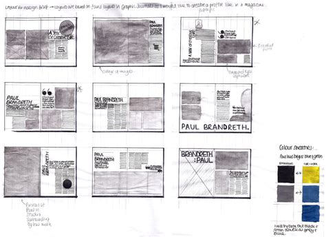 indesign layout ideas design practice ougd103 indesign layouts and final
