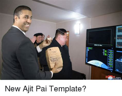 ajit pai age popeorn template meme on sizzle