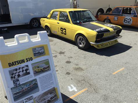 pergut car 100 datsun race car japan historics advan racing