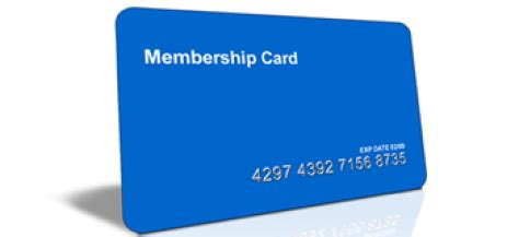 how to make a membership card membership cards