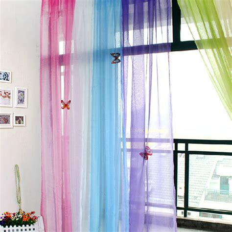 translucent curtains translucent sheer tulle voile organdy curtain drape