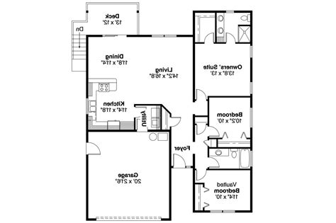 housing blueprints floor plans cottage house plans kayleigh 30 549 associated designs
