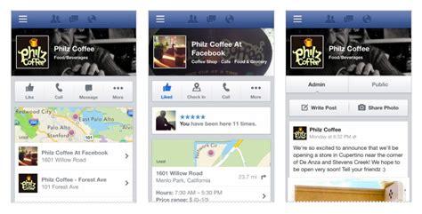 layout für kalender facebook rollt neues layout f 195 188 r mobile seiten aus