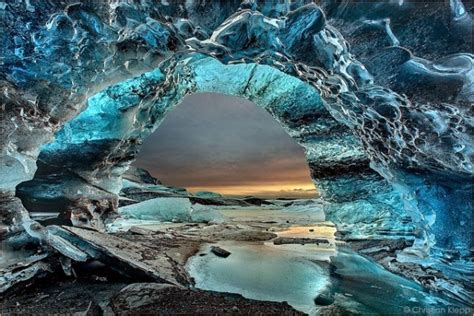 the crystal cave iceland must visit skaftafell ice cave iceland things to do