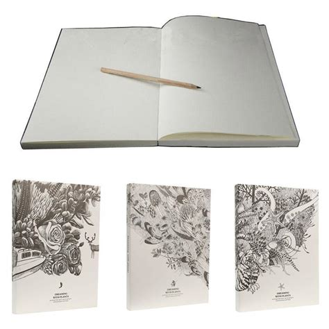 painting on blank paper 1pcs blank paper sketchbook drawing painting graffiti