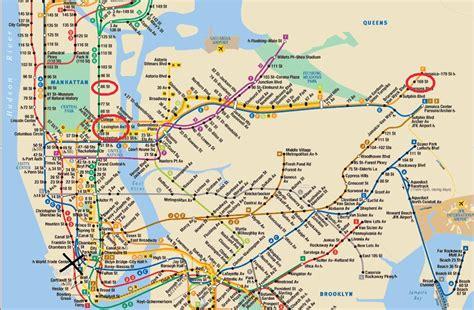 mapa nyc mapa politico de nueva york