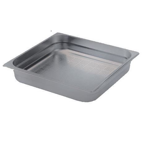 bac cuisine inox bac inox cuisine gastronorme gn2 1 perfor 233 inox aisi
