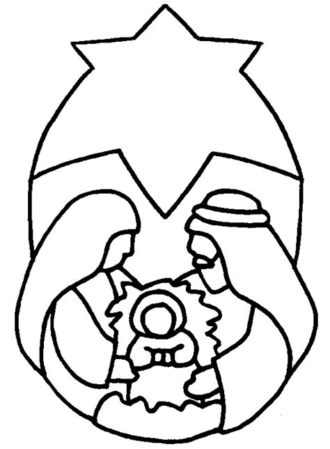 nativity silhouette coloring page nativity coloring pages coloring pages to print