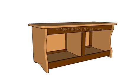 storage bench design storage bench plans free outdoor plans diy shed