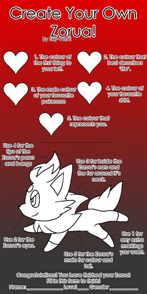 Create Your Meme - create your own zorua meme by sky yoshi on deviantart