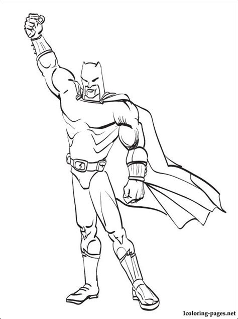 batman car coloring sheet coloring pages