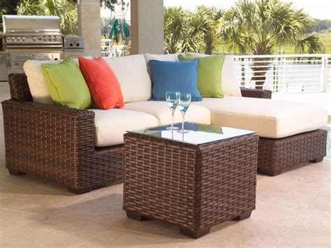 Overstock Resin Wicker Cushions All Weather Ideas Terrace