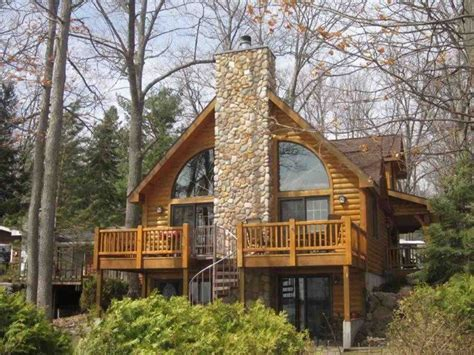 5 great newer lakefront homes for sale in roscommon county