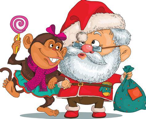 new year monkey free vector free clip vector happy new year 2016 monkey
