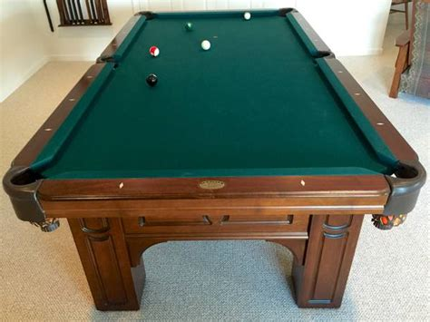 8ft pool table for sale used pool tables for sale pittsburgh pennsylvania