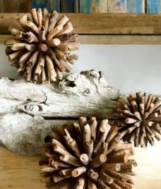 treibholz dekoration 30 ideen f 252 r weihnachtsdeko aus holz und basteltipps