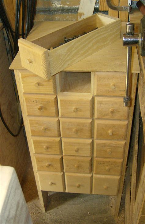 shop cabinet simply   scrap plywood fronts