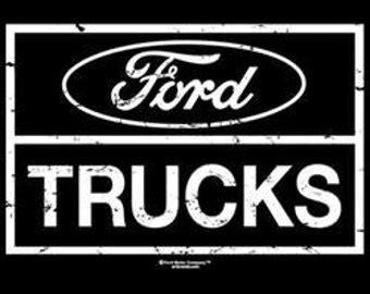 ford trucks super duty powered single axle series diesel