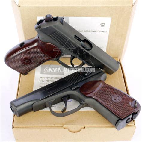 Seal Baikal Makarov Rusia Mp 654 K baikal makarov mp 654k 4 5mm co2 pistol brown grip area