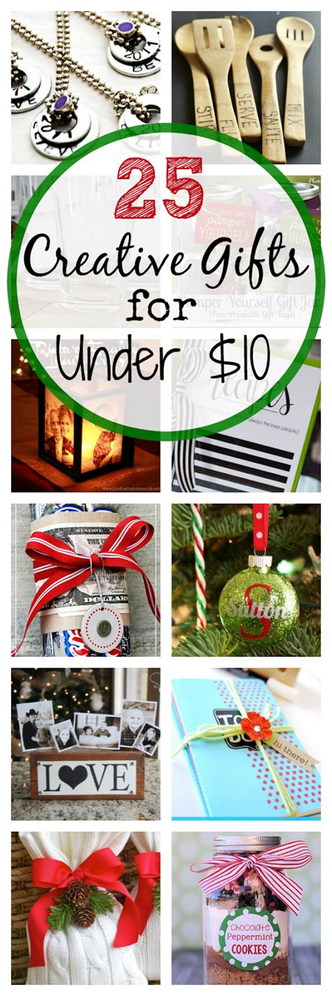 25 gift ideas 25 creative gift ideas that cost under 10 diy craft