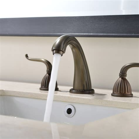brass bathroom sink faucet guelma antique brass bathroom faucet