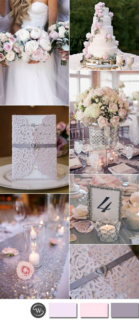 Pale Pink Wedding Decor by 25 Best Ideas About Silver Wedding Decorations On
