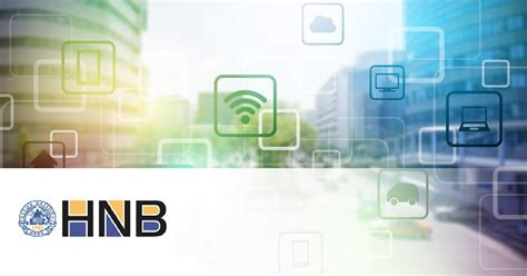 Hnb Application Hnb Goes Digital With Iot Enabled Hnb Fit Mobile Application