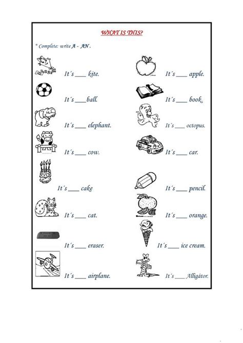 Elementary Worksheets by Activity Shelter Part 2