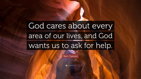 god cares for me in every season godly insights for singleness marriage and divorce books ben carson quote god cares about every area of our lives