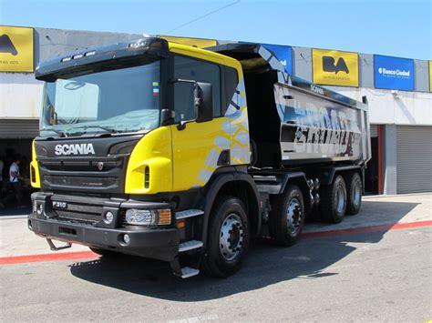 scania argentina present 243 su modelo road cars