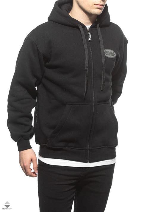 Hoodie Empire b3 empire hoody zip black