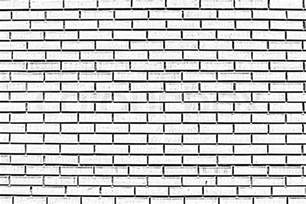 Wall Of Black And White Photos Black And White Brick Wall Stock Photo Colourbox